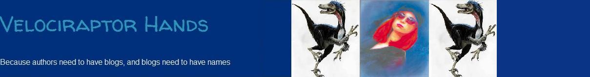 Velociraptor Hands