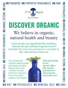 Discover NYR Organic