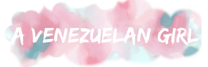 A Venezuelan girl
