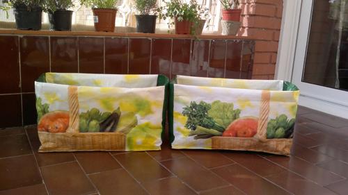 Una especia en cada dedo jardineras diy recicladas for Jardineras de hormigon baratas