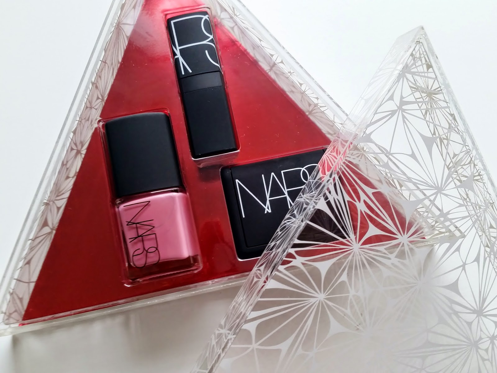 NARS Modern Future Roman Holiday Lip, Cheek & Nails Set