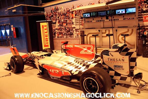 HRT F1 Madrid Motor Days