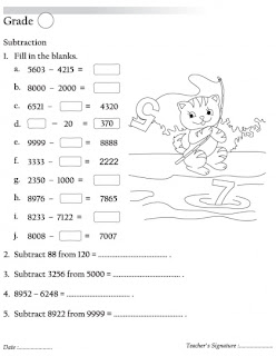 practice math worksheets 5 times table test 4 | Nasobilka ...