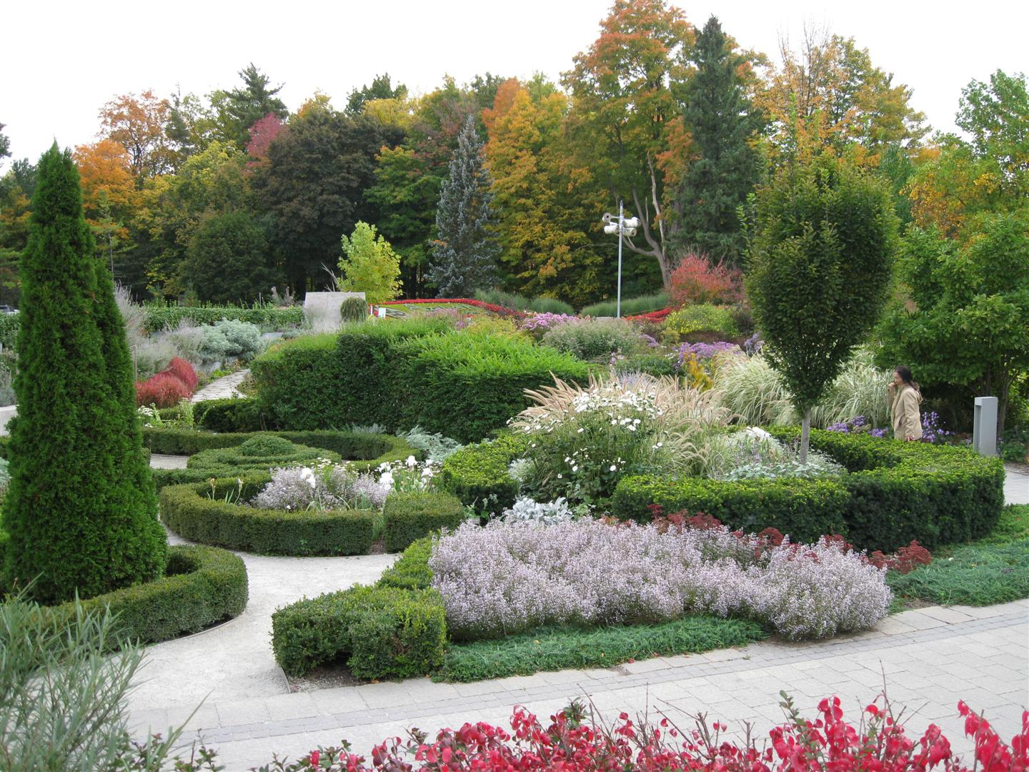 The garden wanderer the toronto botanical gardens part two for The landscape gardener