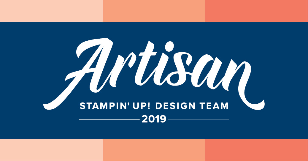 2019 Stampin' Up!® Artisan Design Team