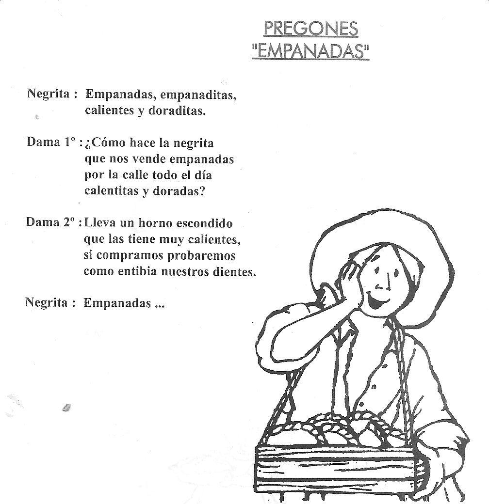 Imagenes Vendedores Ambulantes Epoca Colonial