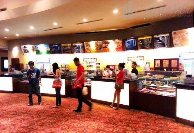 Cinema 21 Nagoya Hill Batam