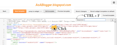 how to remove powered by blogger attribution widget