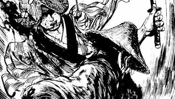Sói mang con - Lone Wolf and Cub Chap 73