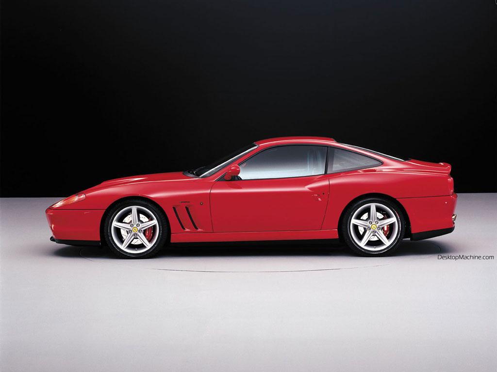 Sports Cars Ferrari 2000