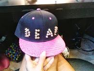 DEAP Hat (pink)
