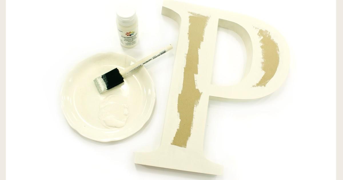 Foam Brush Or Regular Paint Brush For Modge Podge