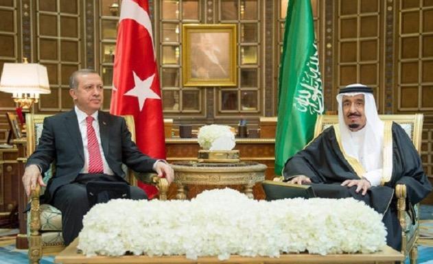 Perang di Syria: Turki dan Arab Saudi Ikut Serta