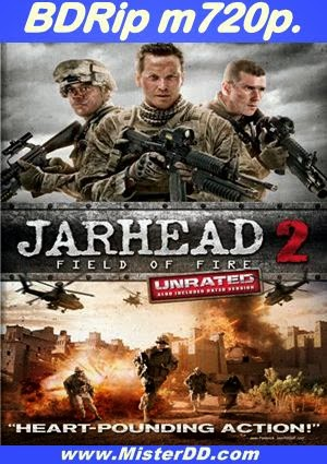 Jarhead 2: Field of Fire (Terreno de Fuego) (2014) [BDRip m720p.]