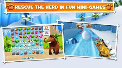 Ice Age Adventures Apk (Mod Unlimited) Terbaru 2