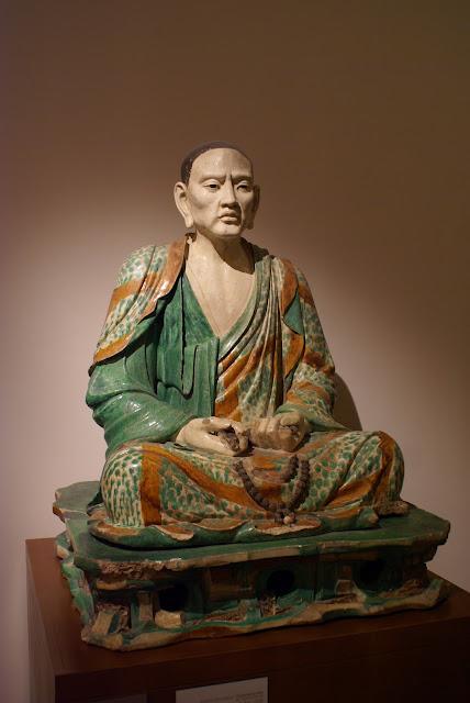 moine bouddhiste ming