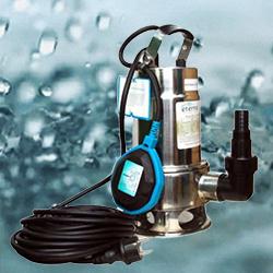 Kirloskar ETERNA 750SW (1HP) Clear Water Submersible Pump Online, India - PUmpkart.com