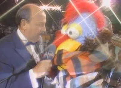 WWF (WWE) SURVIVOR SERIES 1990 -  Gene interviews The Gobbledy Gooker