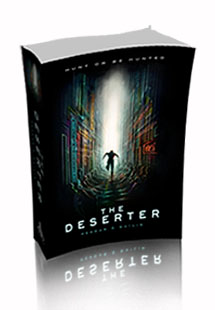 The Deserter by Peadar o Guilin
