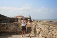 Cartagena Las murallas