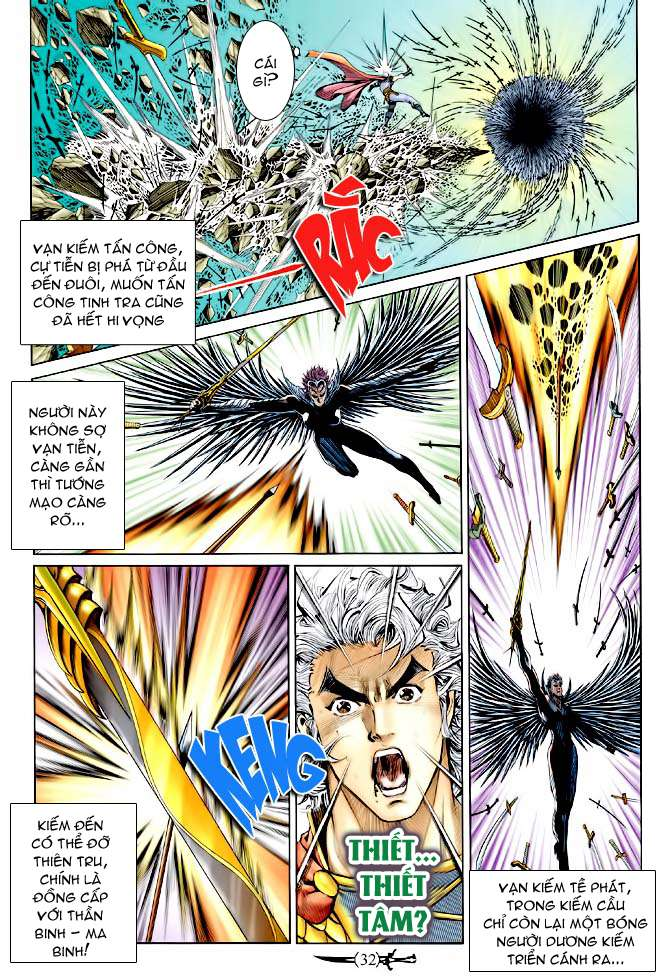 Thần Binh Huyền Kỳ I chap 146 - Trang 31