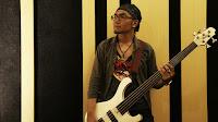 Luqman the bassist (SYLVIA Single Album: PATH)