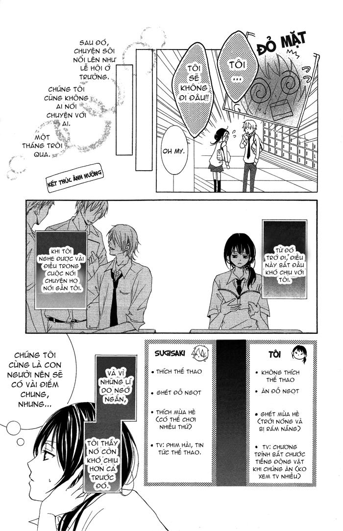 Kanojo ga Kare ni Ochiru Riyuu chap 1 - Trang 10