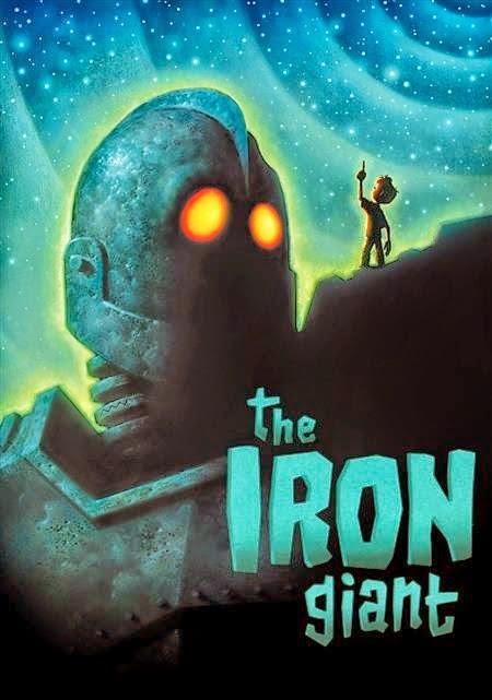 The Iron Giant หุ่นเหล็กเพื่อนยักษ์ต่างโลก