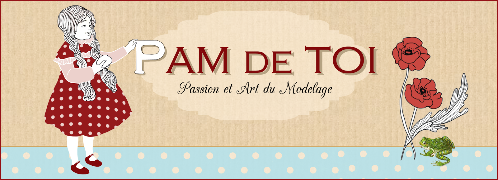 M a cr ation graphique relooking de blog for Blog relooking