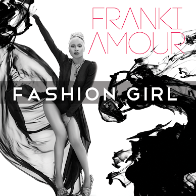 Franki Amour's debut UK release Fashion Girl