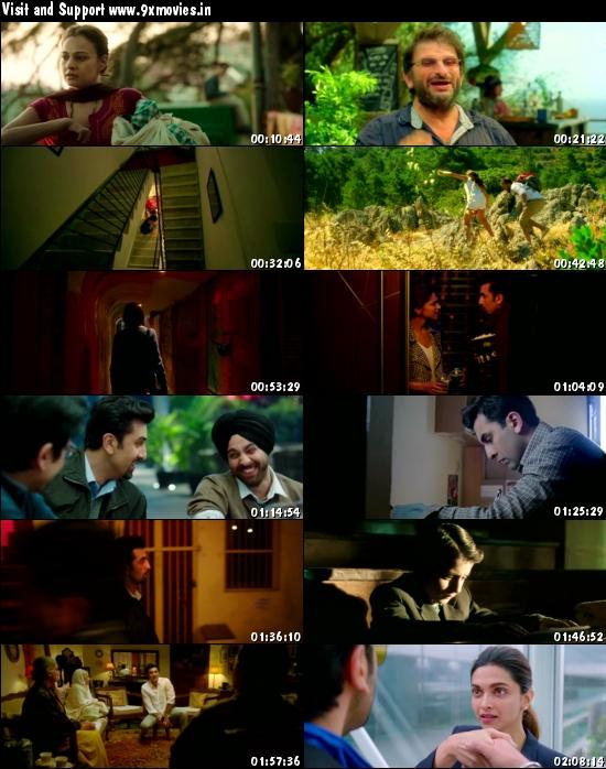 Tamasha 2015 Hindi DVDRip x264 700mb