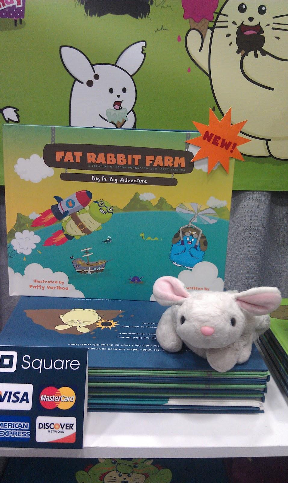 Fat Cream The Rabbit C...