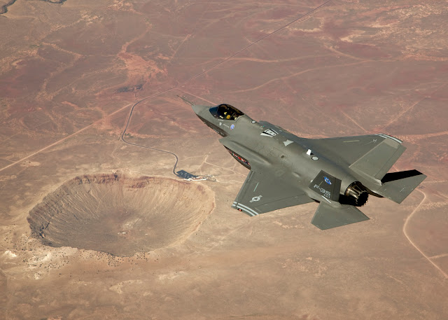F-35 JSF hollow