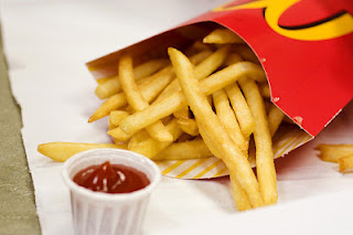 Slow-Fried French Fries, French Fries