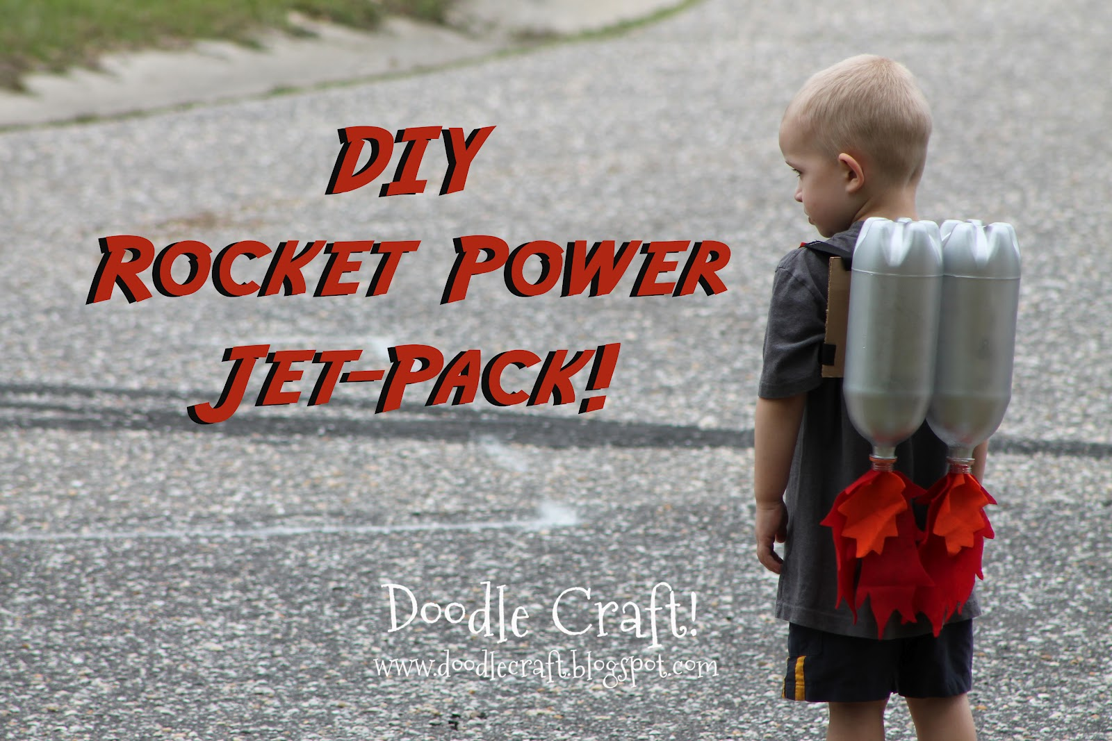 super sci fi rocket fueled jet pack