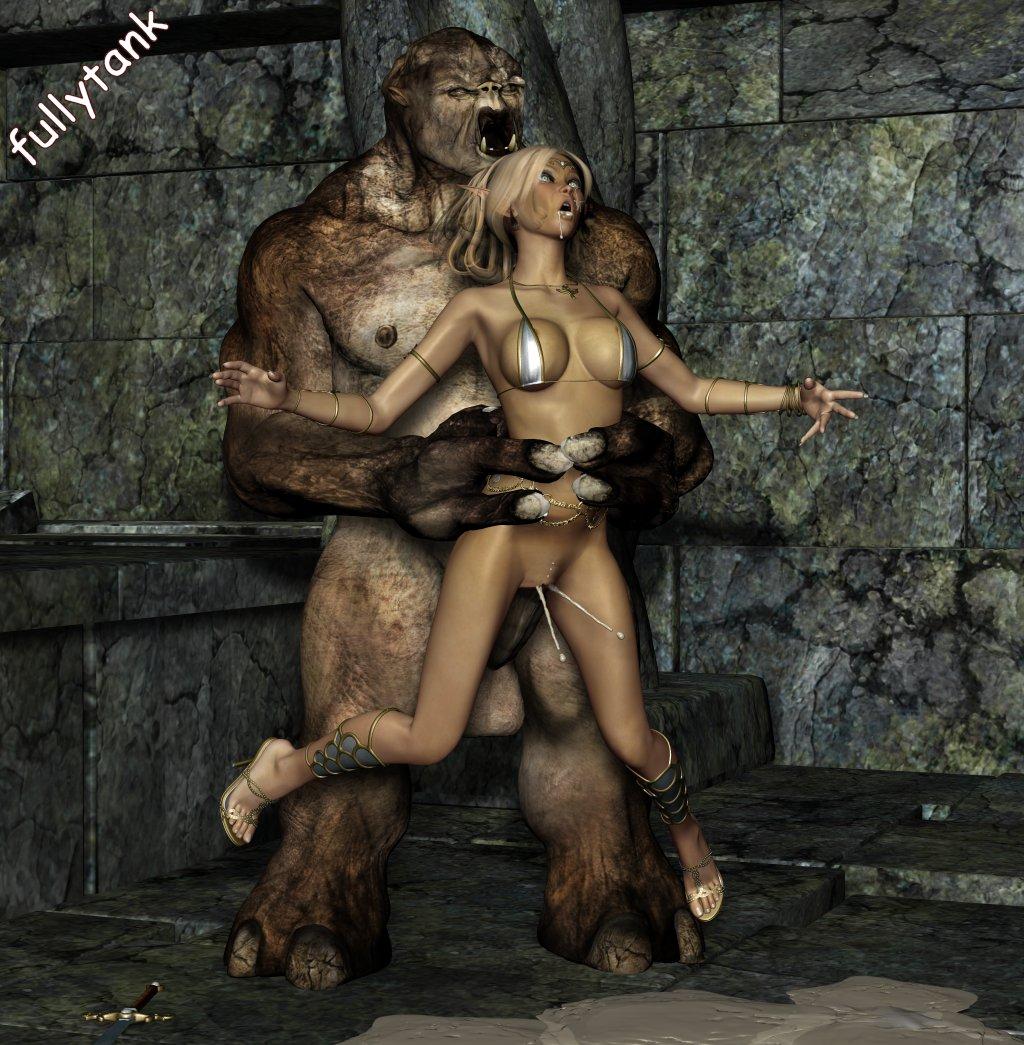 Elves vs troll sex pics fucking picture