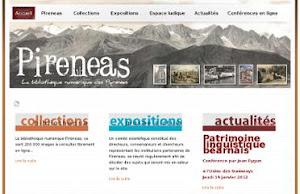 Bibliothèque numérique des Pyrénées