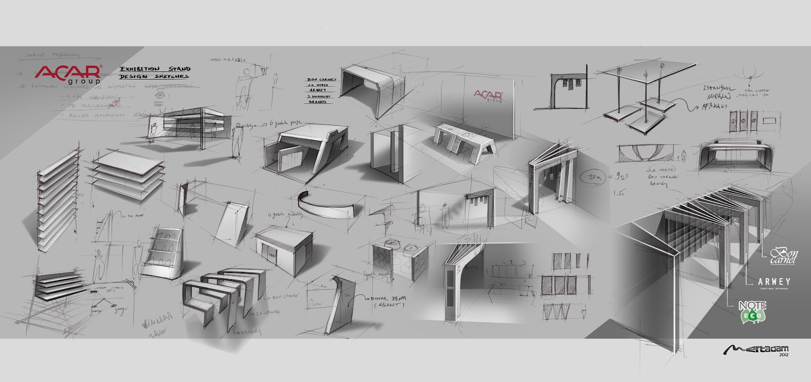 Exhibition Stall Sketch : Sketches exhibitions and exhibition stands on pinterest