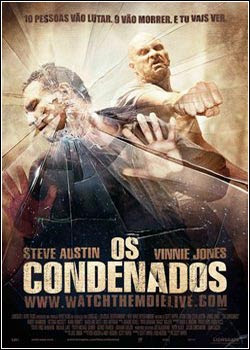 Download - Os Condenados - DVDRip AVI - Dual Áudio