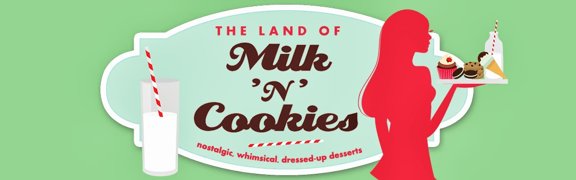 The Land of Milk 'n' Cookies