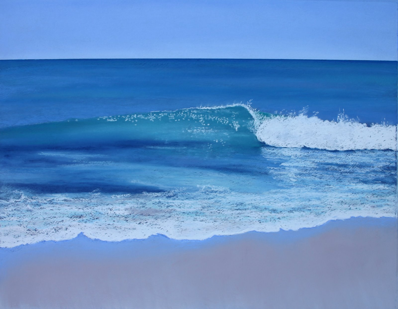Ann Steer Gallery - Beach Paintings and Ocean Art: Ocean ...
