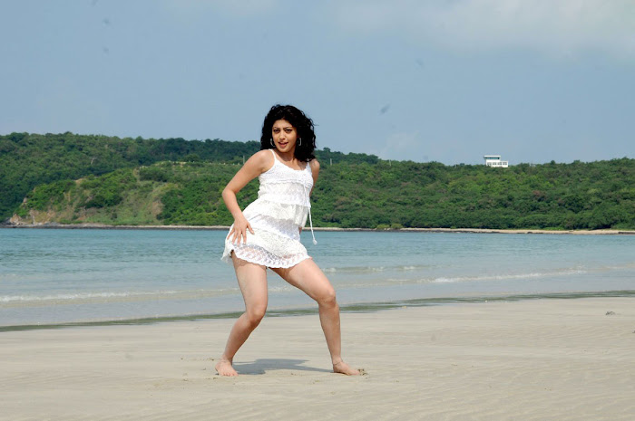 watch pranitha from udhayan movie unseen pics
