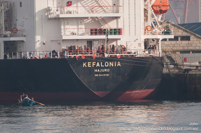 kefalonia, bulk carrier, lydia mar shipping, fotos de barcos, imabari shipbuilding