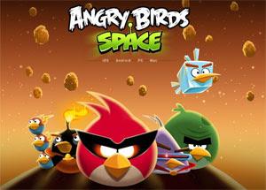 Angry Birds Space ya esta disponible para iPhone y Android