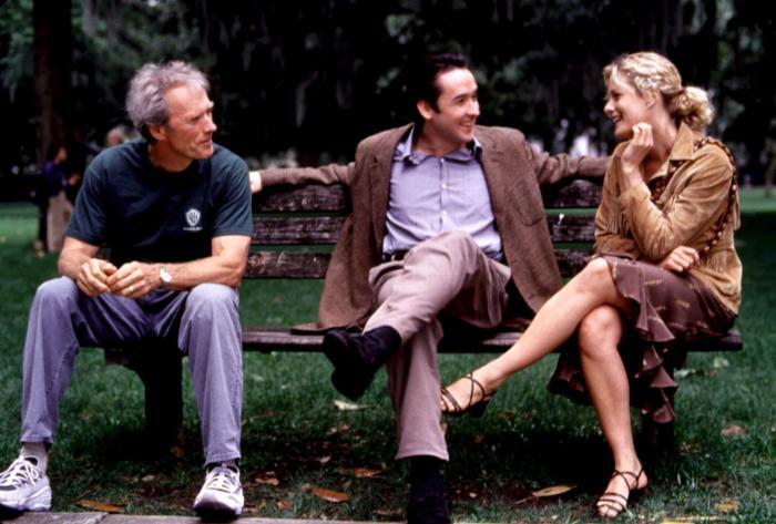 Il bollalmanacco di cinema clint eastwood day mezzanotte nel giardino del bene e del male 1997 - Il giardino di mezzanotte ...