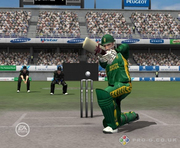 EA Cricket 2009 ICL VS IPL Download Game Full Version