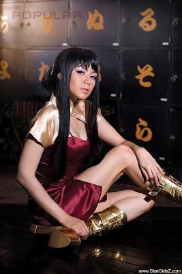 vicky shu seksi cantik Galeri Foto Menantang Vicky Shu Ala Jepang