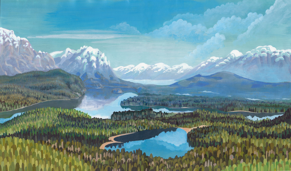 Wonderful Wallpaper Mountain Art - mountain+scape  Photograph_4866.jpg