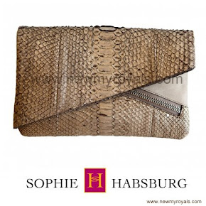 Sophia Contess of Wessex Style  SOPHIE HABSBURG Ginny Clutch