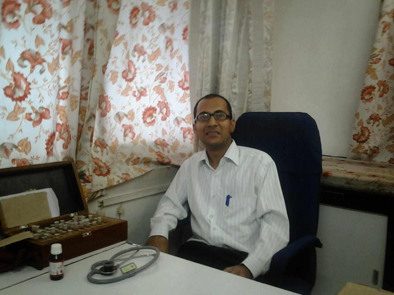 Dr.Parikshit Mahimkar, Homeopathic Doctor